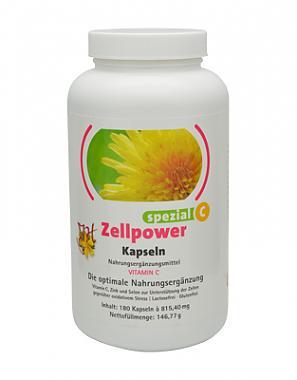 JHC Zellpower Spezial C capsules